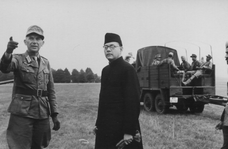 Subhash Chandra Bose in Germany | Jots and Tittles